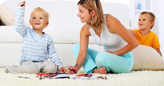 Cleaning and Restoring Water Damaged Carpets